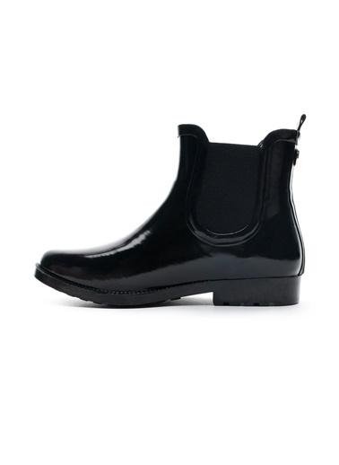 Guess Yağmur Çizmesi Siyah